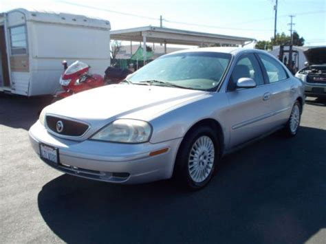how to sell used cars 2001 mercury sable transmission control find used 2001 mercury sable no reserve in anaheim california united states