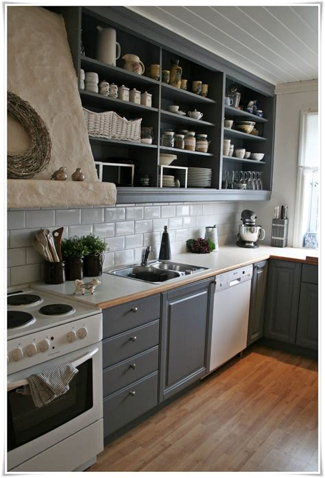 open shelf kitchen cabinets 26 kitchen open shelves ideas decoholic