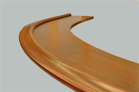 cherry bar top premium wide plank wood bar tops brooks custom