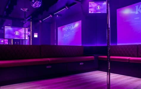 karaoke room pole dance  persons book  today