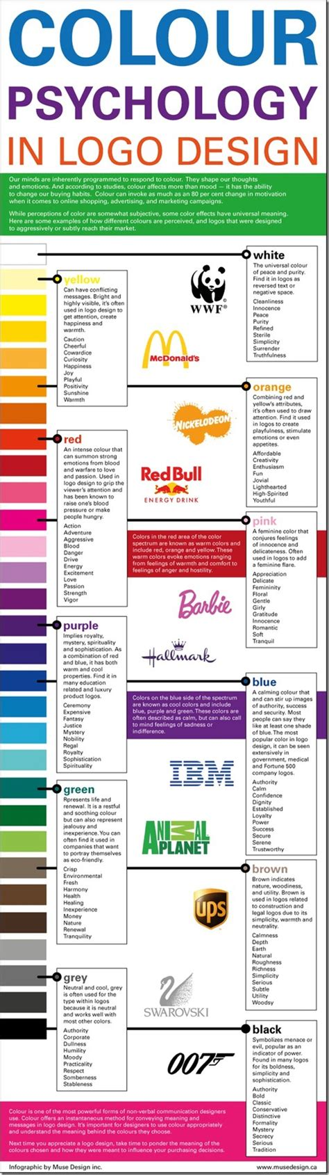 Color Company Colour   from color to cash how brand color motivates buyers