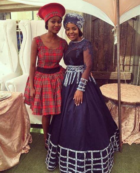 south xhosa and zulu attire 2017 styles 7