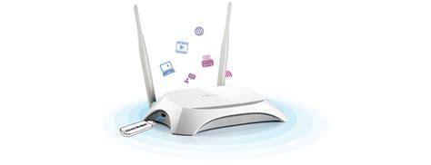 Router Wifi 3g 4g Tp Link Mr3420 tp link tl mr3420 802 11b g n 300mb s usb 3g 4g