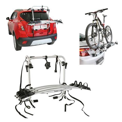 porta bici posteriore portabici posteriore adventure 638 fino a 3 bici