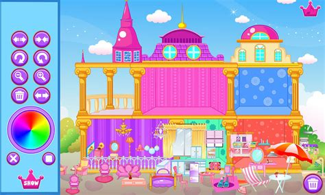 doll house decorating play doll house decorating games online free