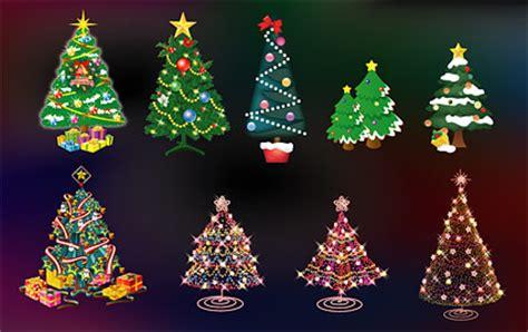 193 rbol de navidad descarga gratuita de vectores psd flash