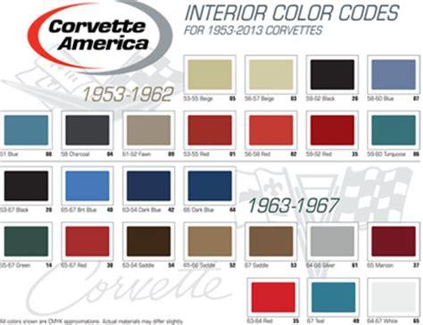 image gallery 1963 corvette colors