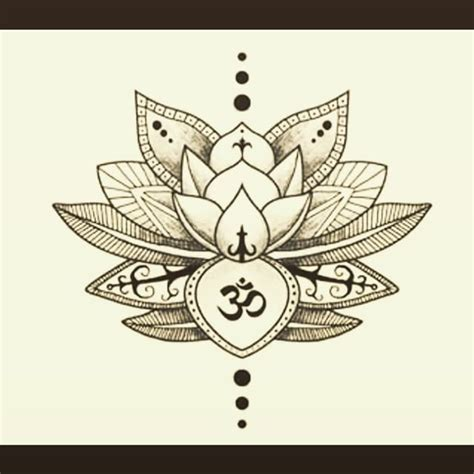 mandala lotus art drawing on instagram