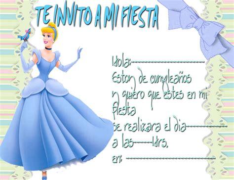 invitaci n de bautizo de princesa para imprimir invitaciones de princesas para imprimir