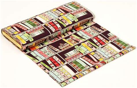 books on upholstery purple alexander henry bookshelf fabric with books retro