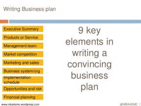 writing a business plan template mba4sme writing business plan