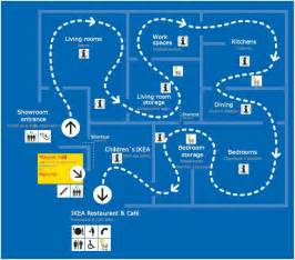 ikea floor plans ikea the evil layout permanent hunger