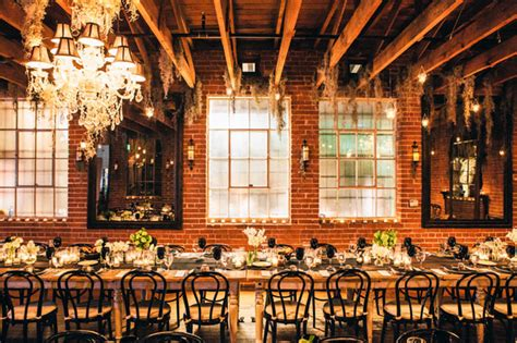 wedding venues near downtown los angeles a cozy wedding in downtown los angeles kelsey eric