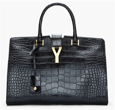 Yves Laurents Uptown Tote Is A Suitable Sequel To The Downtown by Yves Laurent Uptown Bag Ysl Monogram Clutch