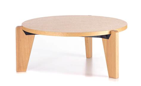 Jean Table by Prouv 233 Gueridon Bas Coffee Table Hivemodern