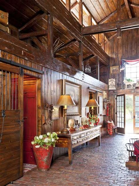 ranch deluxe transformed stalls homes that make