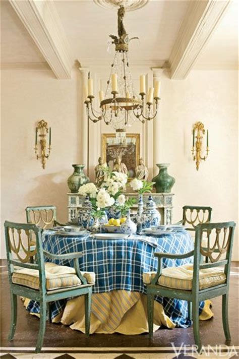 Veranda Magazine Dining Rooms by Pretty Inspired Dining Room Decor