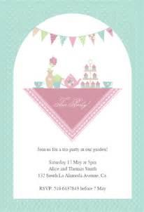 printable tea invitations template garden tea free printable dinner invitation