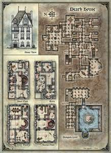 Residence Inn Floor Plan 25 best ideas about dungeon maps on pinterest bards