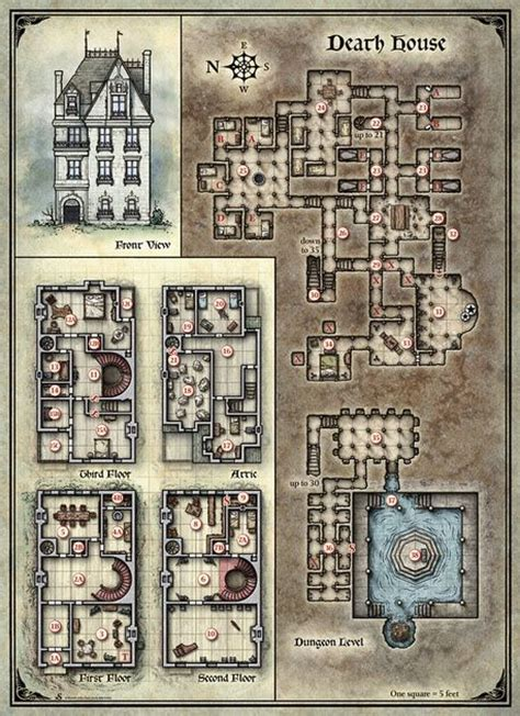 dungeon floor plans pdf 25 best ideas about dungeon maps on pinterest bards