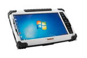 pacific data systems handheld algiz 10x rugged tablet pc