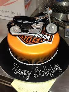 motorcycle cake harley cakes pinterest