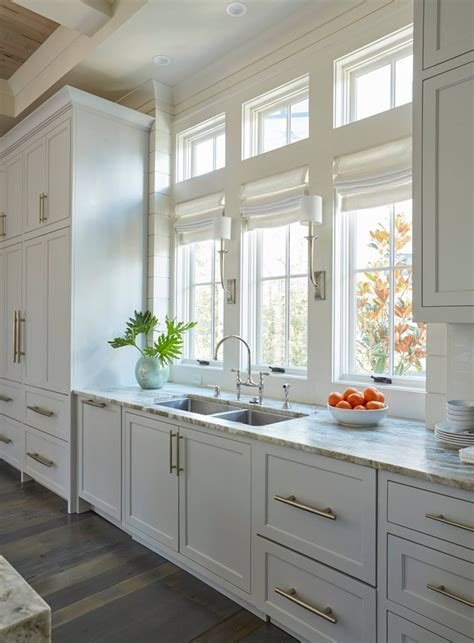 kitchen cabinets with windows geoff chick associates house of turquoise bloglovin