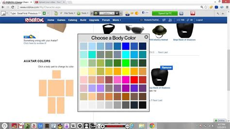 roblox colors how to change your eye color on roblox