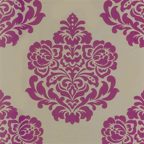 wallpaper large red damask on metallic gold background ebay designer selection indulge damask wallpaper rich gold