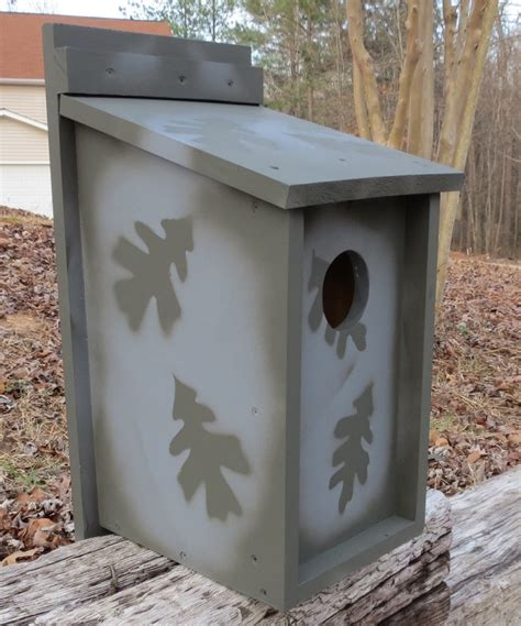 how to make an owl box how to make a screech owl box