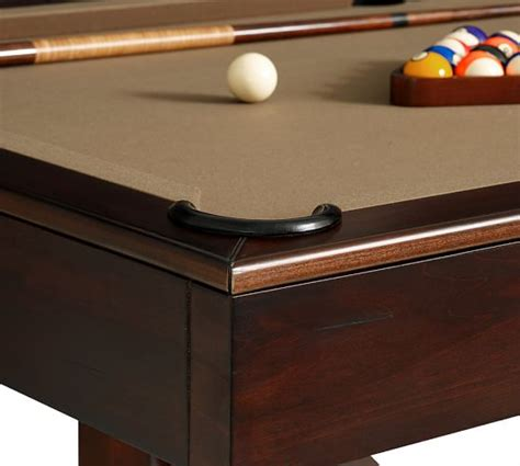 pottery barn pool table pottery barn charleston pool table pottery barn