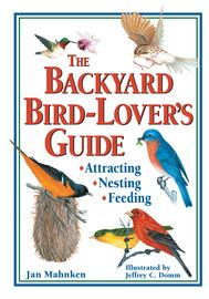 the backyard bird lover s guide description 24 95