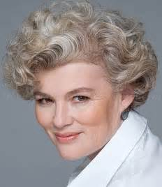 Short hairstyles over 50 short wavy hairstyle for women over 50
