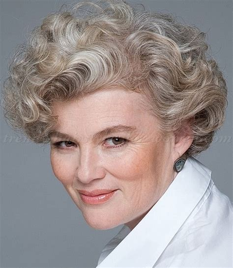 short curly haircuts for women over 60 short hairstyles over 50 short wavy hairstyle for women