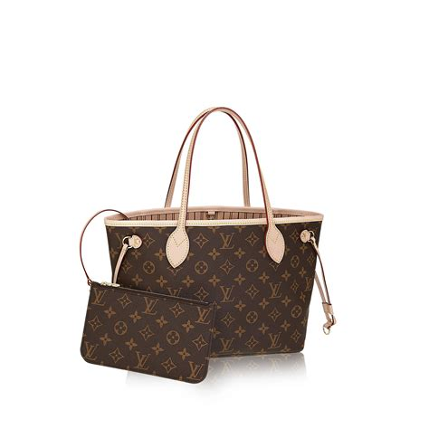 Are Louis Vuitton Bags Handmade - neverfull pm monogram canvas handbags louis vuitton