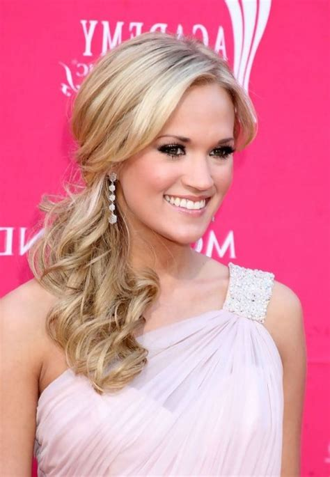 Wedding Hairstyles With One Shoulder Dress by Hairstyles For One Shoulder Dresses My Style