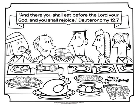 bible coloring pages thanksgiving what s in the bible deuteronomy 12 7 thanksgiving