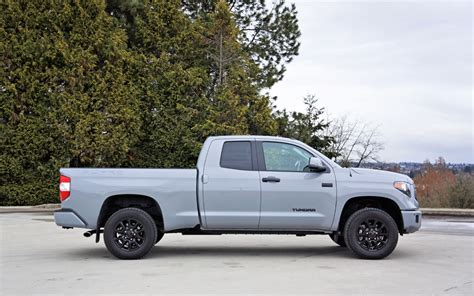 toyota tundra double cab trd pro road test