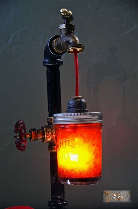 steam punk lamp lighting  ceiling fans