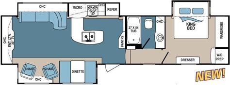 denali 5th wheel floor plans 2015 dutchmen denali 316res fifth wheel murray ut utah rv