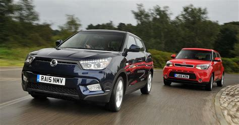 Kia Huddersfield Which Is Better Kia Soul Versus Ssangyong Tivoli Graham