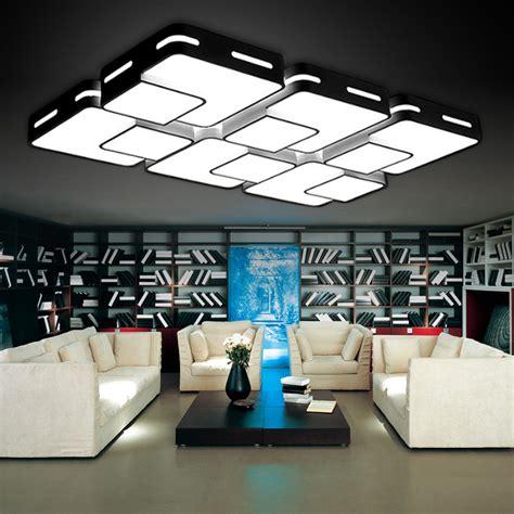 Lu Led Plafon living room lights plafon led luminarias de teto laras de techo vintage light living room