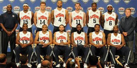 inilah  pebasket amerika serikat  olimpiade london