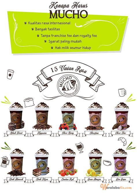 desain gerobak cokelat 15 usaha makanan waralaba makanan franchise makanan