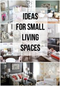 Living Room Ideas For Small Space ideas for small living spaces