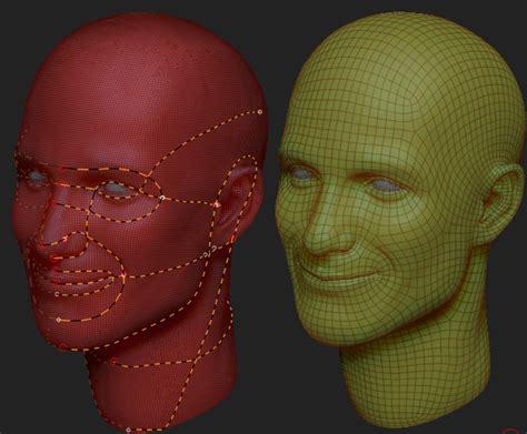 zbrush zremesher tutorial zremesher guides google search anatomia pinterest