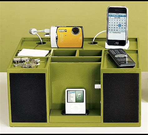 Desk Charging Station Organizer by A Desk Organizer Charging Station Seven Essentials For