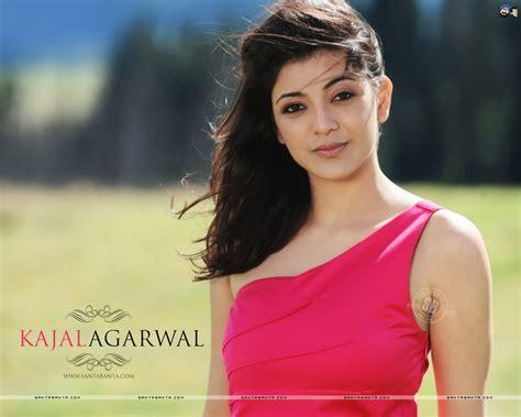 Kajal Agarwal Hd Desktop Wallpapers