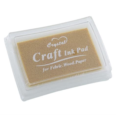 best ink pads for rubber sting fibre based colour paper crafts
