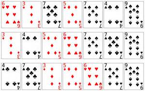 print deck of cards original file svg file nominally 585 215 367 pixels